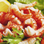 Crayfish and Sweet Chilli Salad Recipe