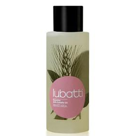 lubatti anti-cellulite oil