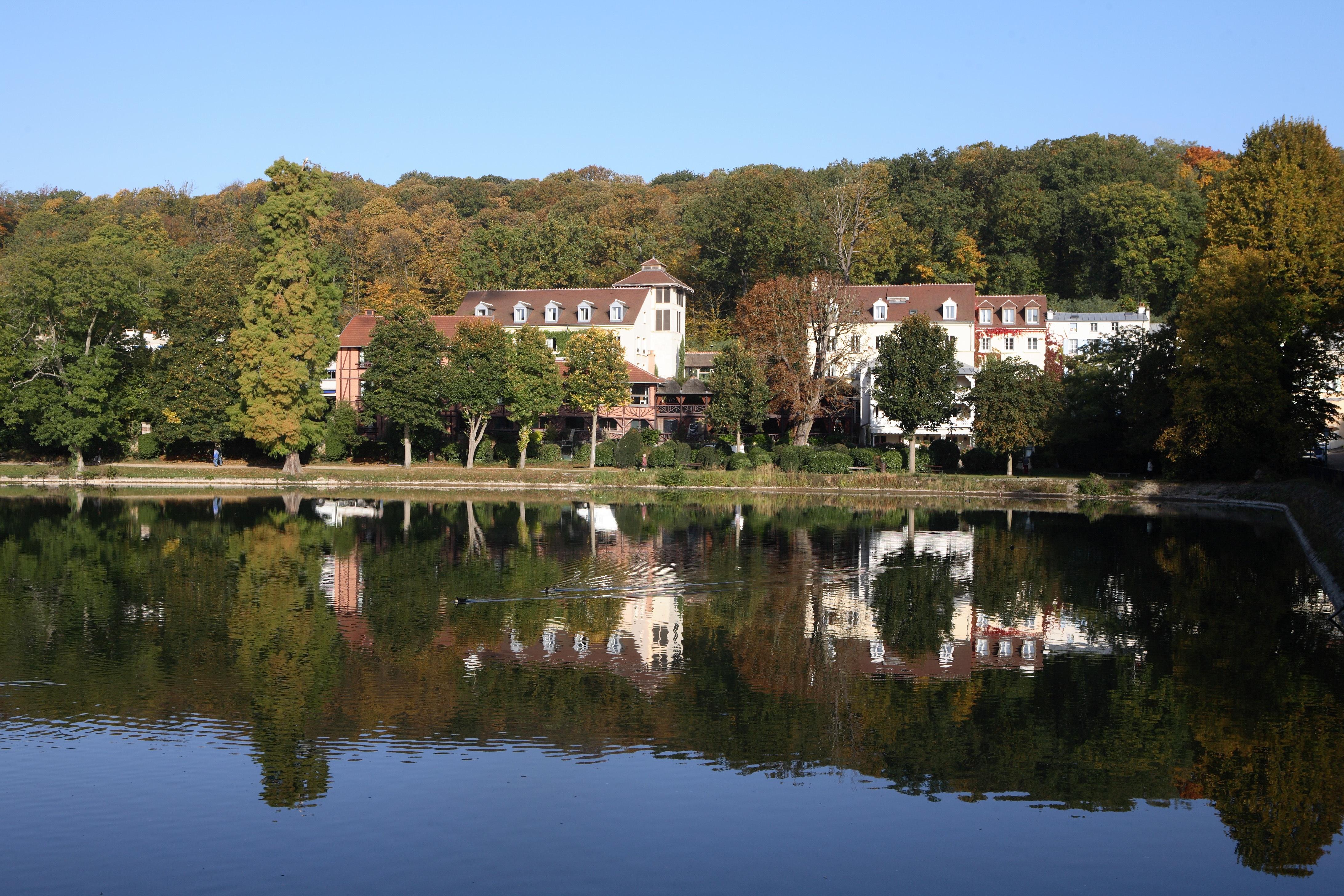 Hotel Spa Ville D Avray