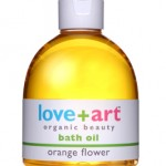 Love+Art Orange Flower Bath Oil