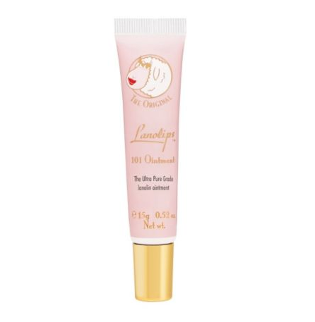 Late to the Lanolips Party – 101 Ointment