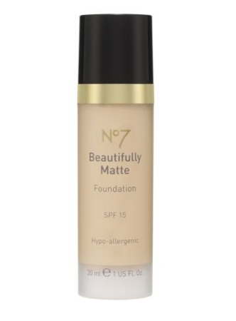 No7 Beautifully Matte Foundation