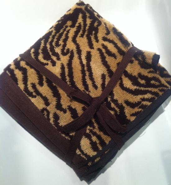 tigre flannels zara home