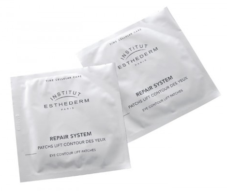 institut esthederm eye mask