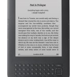 The Amazon Kindle 3G