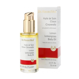 Dr. Hauschka Lemongrass Body Oil