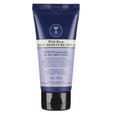 Neal&#039;s Yard Remedies Wild Rose Daily Moisture SPF 30