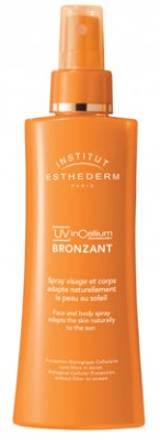 UV inCellium Bronzant Face and Body Spray