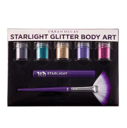Urban Decay Glitter Body Art Set