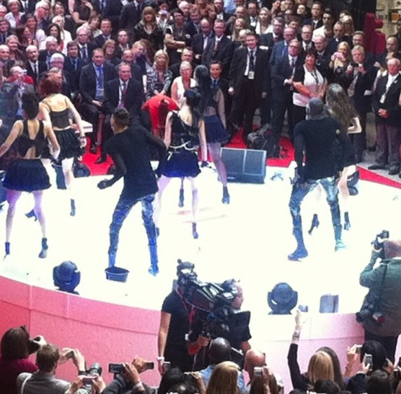 Westfield Stratford City Opening Ceremony