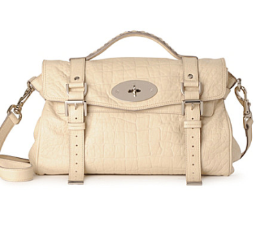 mulberry croc winter white