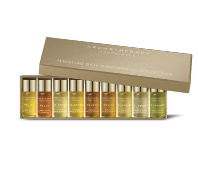 Aromatherapy Associates Mini Bath and Shower Oils