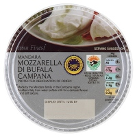 tesco finest buffalo mozzarella