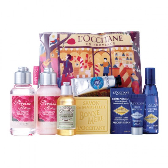 l'Occitane Festive Winter Collection
