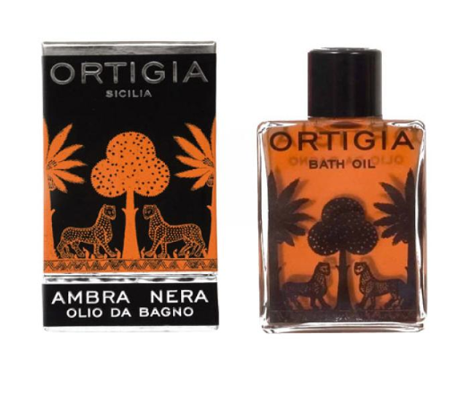 ortigia bath oil