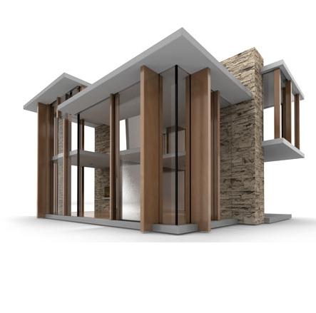 My New House (it's tiny.)