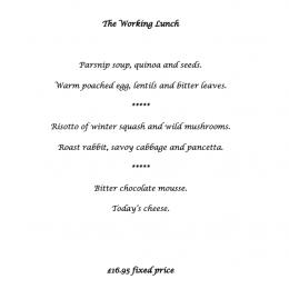 arbutus menu