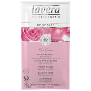 Lavera Rose Garden Bath Sea Salts