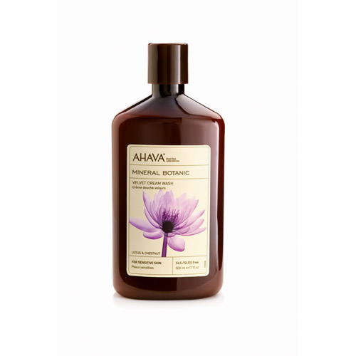 ahava body wash