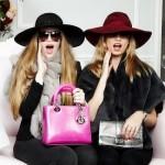 New Dior Campaign Models!