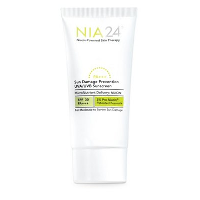 NIA24 Sun Damage Protection Review