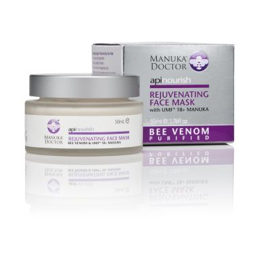 Amazing Bee Venom Rejuvenating Face Mask Review