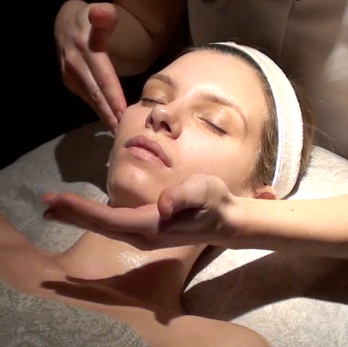 home spa facial champneys