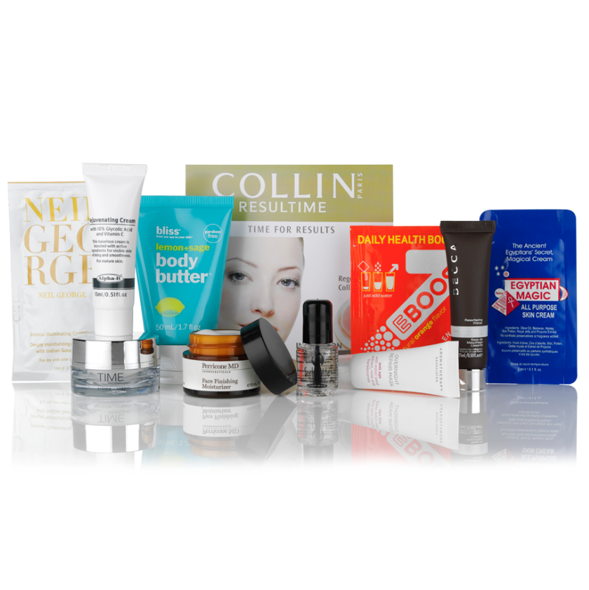 Amazing Cult Beauty Goody Bag!