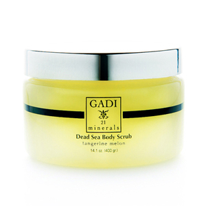 Gadi 21 Minerals Dead Sea Body Scrub