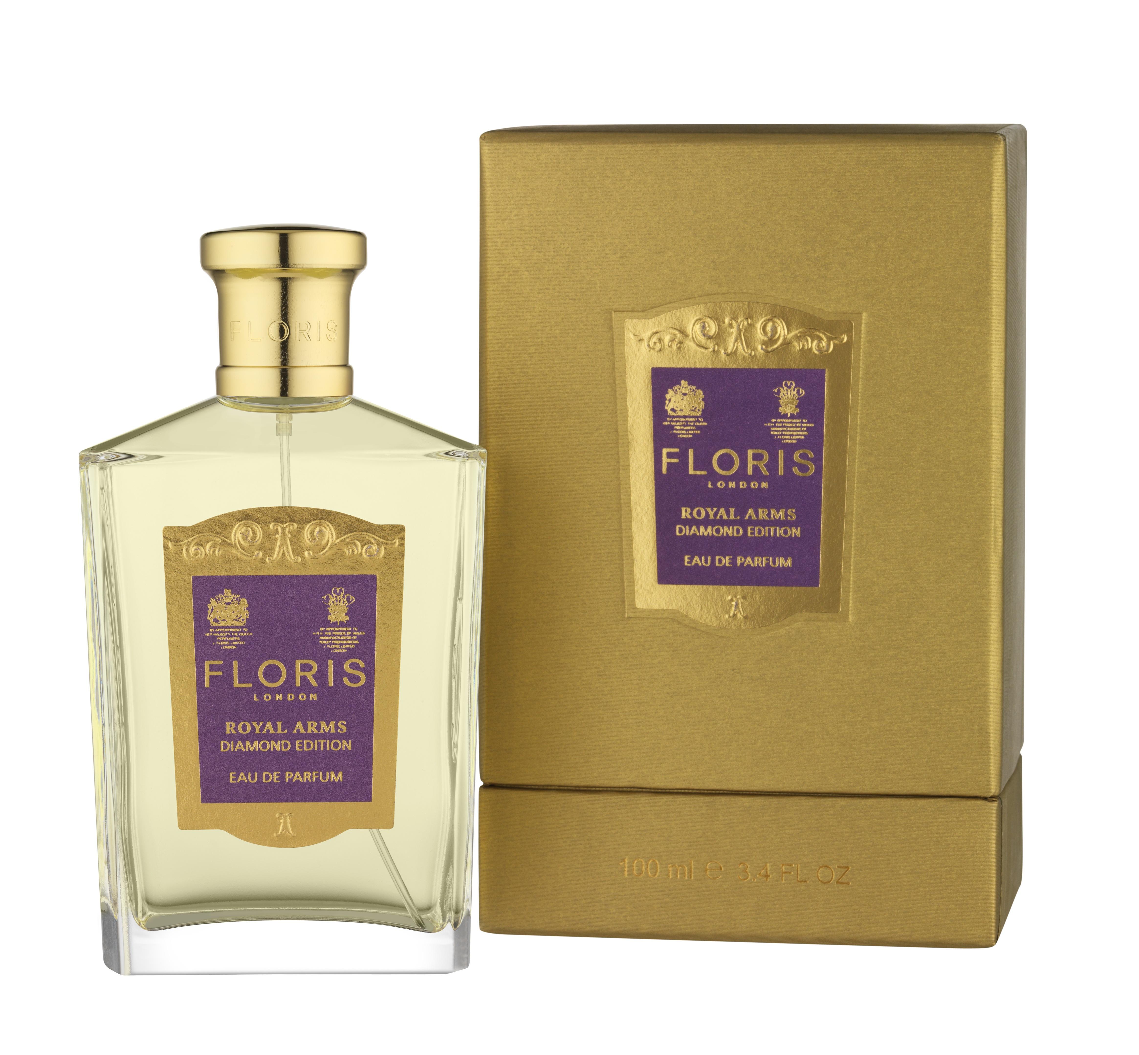 Floris Royal Arms Diamond Edition