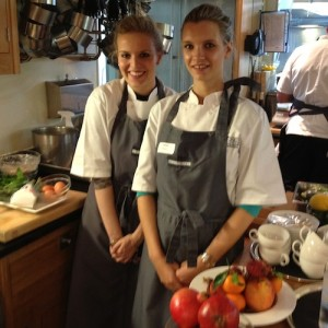 Ruth Crilly Raymond Blanc Cookery School