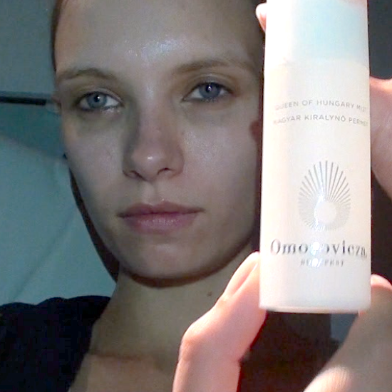 Model Skincare Routine: The Night Flight