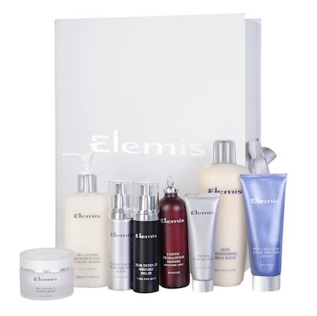 Free Elemis with Mr and Mrs Smith