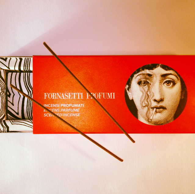 Fornasetti: James Bond is in my Office.
