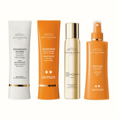 Institut Esthederm Suncare Guide