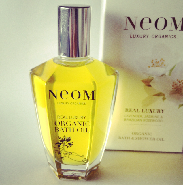 Neom Organics Real Luxury Organic Bath Oil