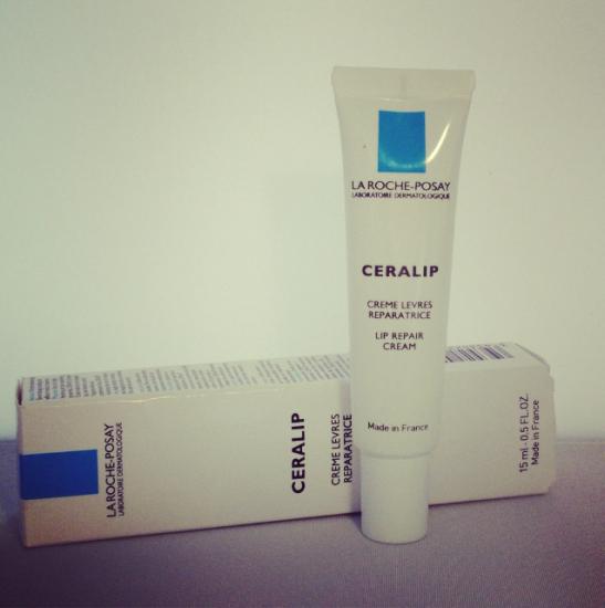 La Roche Posay Ceralip Lip Repair Cream