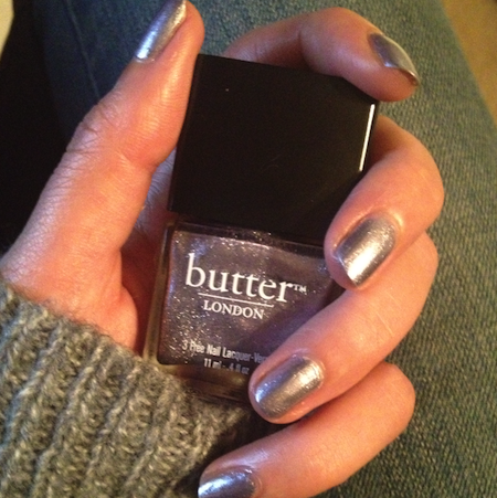 Butter London Nail Polish Lillibet&#039;s Jubilee