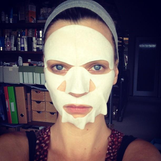 Dr. LeWinn's Angry Mask!