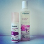 Melvita Rose Micellar Water and Moisturizing Nectar