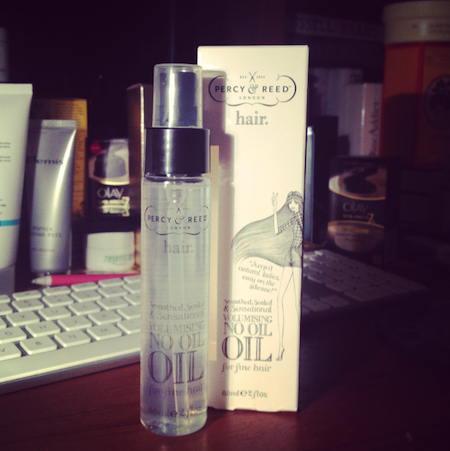 New Hair Saviour: No Oil Oil