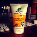 Desk Essential: Dr Organic Royal Jelly Hand Cream