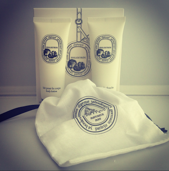 "Diptyque Philosykos ""Collection Voyage"""