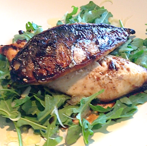 Recipe: Healthy Mackerel with Soy, Lime and Ginger Glaze