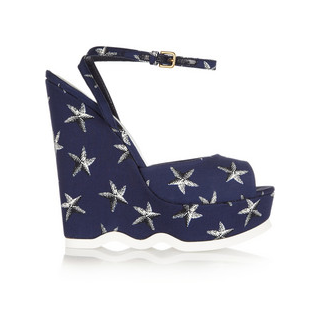 ysl star wedges