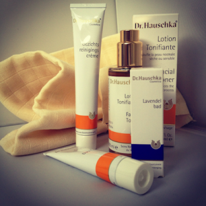 Dr Hauschka Skincare Routine