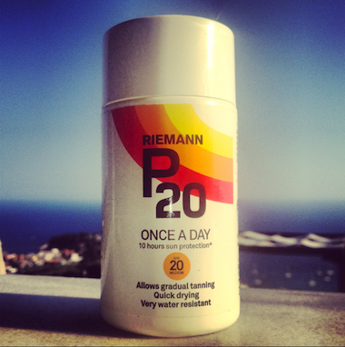 The Handiest Sunscreen Ever?