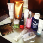 Bedside Beauty Snapshot, Greece, August 2012