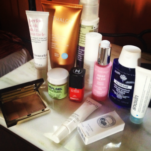 face beauty products