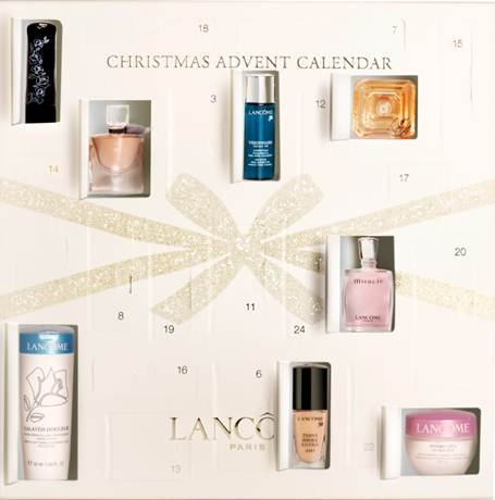 Lancome Advent Calendar – Ding Dong.